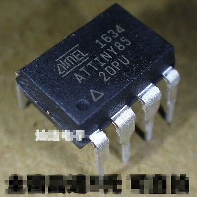 ATMEL DIP-8 ATTINY85-20PU Tiny85-20PU CHIP IC Best
