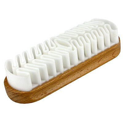 Crepe Rubber Brush Cleaner Scrubber for Suede Nubuck Shoes/Boots/Bags WB