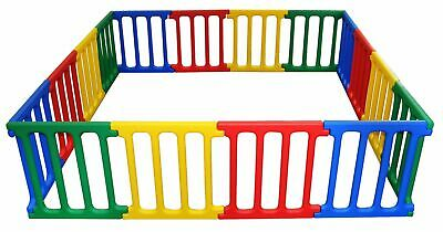 Happy Panel Playpen | Kids Plastic Play Pen Childrens Play Room