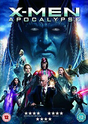 X-Men: Apocalypse [DVD] - DVD  VSVG The Cheap Fast Free Post