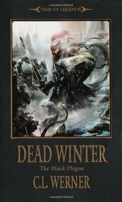 Dead Winter (The Time of Legends) by Werner, Clint Book The Cheap Fast Free Post