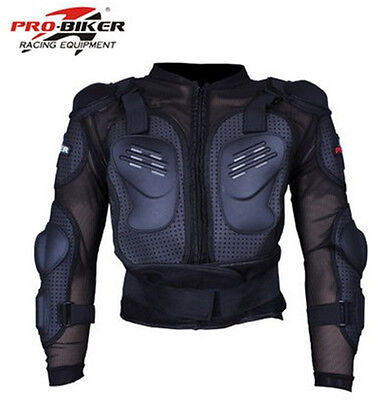 Motorbike Motorcycle Motocross Enduro Body Armour Protection Spine Protector Pro