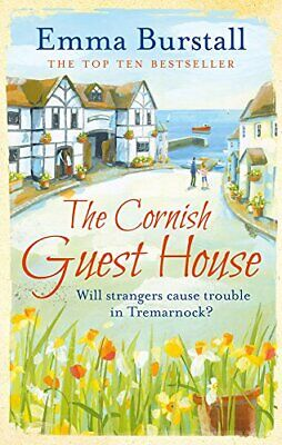 The Cornish Guest House (Tremarnock) by Burstall, Emma Book The Cheap Fast Free