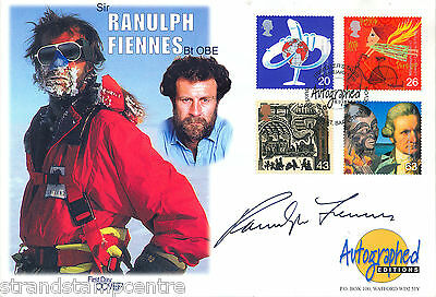 1999 Travellers - Westminster Autographed Editions Off - Signed RANULPH FIENNES