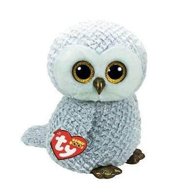 Ty Beanie Babies 36840 Boos Owlette the Owl Large Boo Buddy