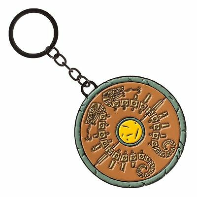 Officially Licensed Nintendo The Legend of Zelda Breath Of The Wild Keyring