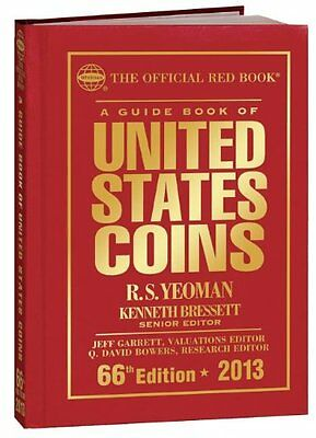 The Official Red Book: A Guide Book of U.S. Coins