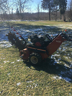 """Ditch Witch 36"""" trencher"""