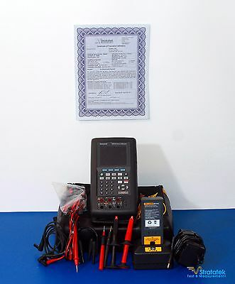 Honeywell 2020 (Fluke 744) Documenting Process Calibrator - NIST Calibrated