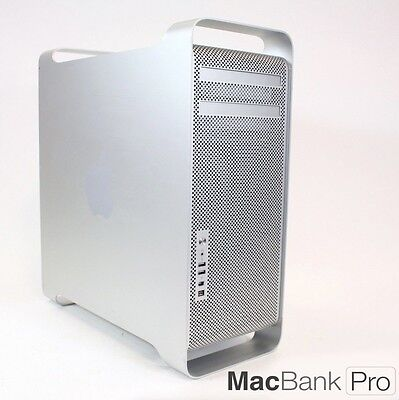 Apple Mac Pro 2006 (1,1) 2.66Ghz 8 Core | 32Gb Ram | 640Gb | 7300Gt Os10.7 Lion