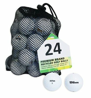 Second Chance, Palline da golf 24 Wilson Ultra Qualitäts Lake