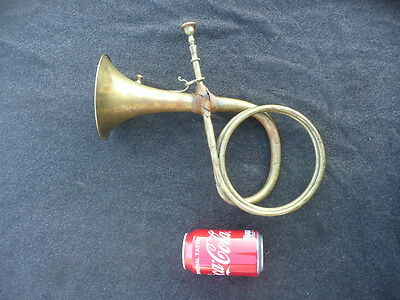 Strange French Bugle? Hunting Horn? Made By Gautrot Around 1840!