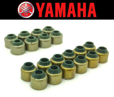 Set of (20) Intake & Exhaust Valve Stem Seals Yamaha (See Fitment Chart)