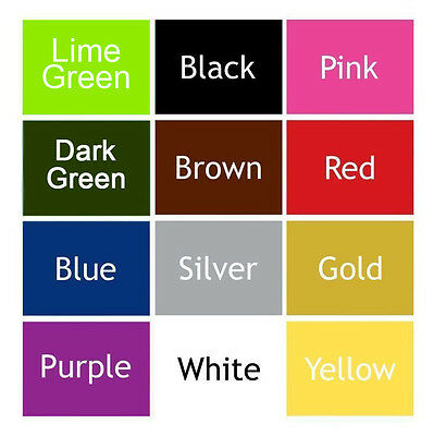 "6 Inch Tile Stickers 50 Pack Kitchens Bathrooms You Choose The Colour 6"" x 6"""