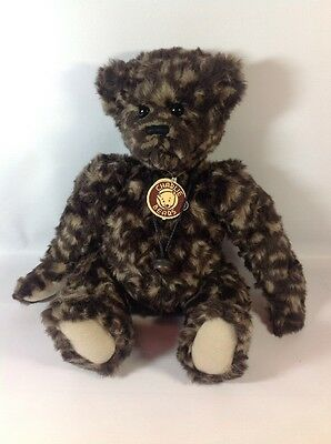 Charlie Bear TOMMY Brand New With Tags 14 Inch.