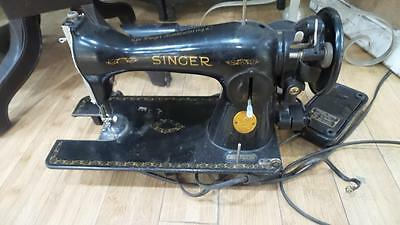 Singer Heavy Duty Sewing Machine For Leather And Much More!
