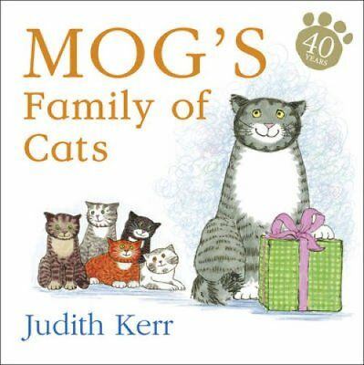 Mog's Family of Cats by Judith Kerr 9780007347049 (Board book, 2010)