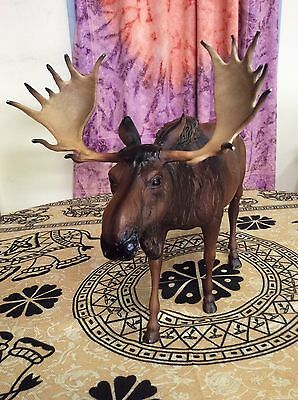 Breyer Moose Large Vintage