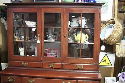 Willett China Cabinet  Wild Cheery
