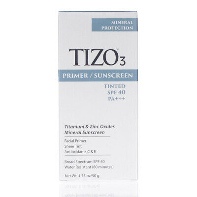 TiZO3 Tinted Age Defying Fusion Facial Mineral Sunscreen 1.75oz/50g NEW IN BOX