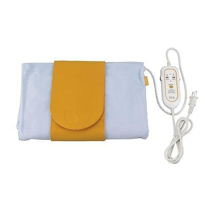 Michael Graves Positioning Strap Time Settings Therma Moist Heating Therapy Pad