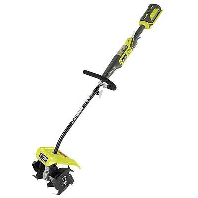 10 in. 40-Volt X Lithium-Ion Cordless Attachment Capable Adjustable Cultivator