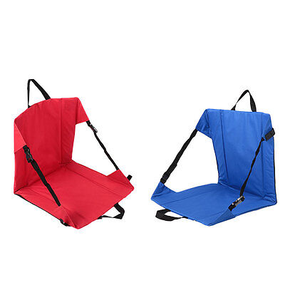 Clip-On Portable Folding Camping Picnic Outdoor Side Hiking Stool Chair Seat