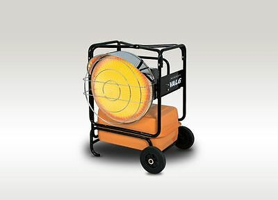 Val 6 KBE5L (2-STEP) Infrared Heater for Commercial Factory Warehouse - New