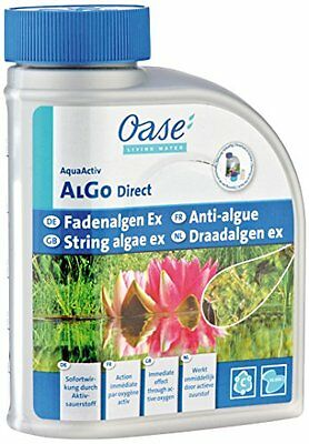 Oase 50546 Alghicida Aquaactiv Algo Direct, Set di 6, Grigio