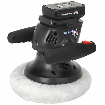 Sealey Random Orbital Cordless Lithium-ion Car Polisher 240mm 18V  CP2518L