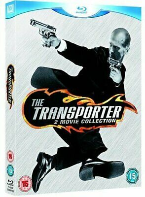 The Transporter/Transporter 2 [Blu-ray] - DVD  EIVG The Cheap Fast Free Post