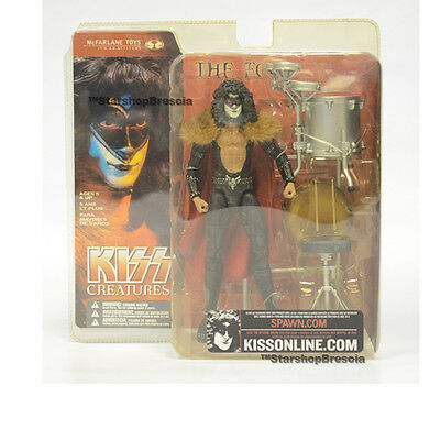 KISS - Series 5 Creatures - The Fox Action Figure McFarlane