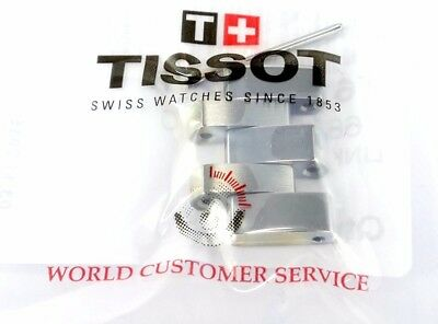 New Tissot PRC200 Stainless Steel 18mm Link T461 Chronograph