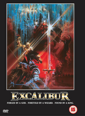 Excalibur DVD (2000) Nigel Terry, Boorman (DIR) cert 15 FREE Shipping, Save £s