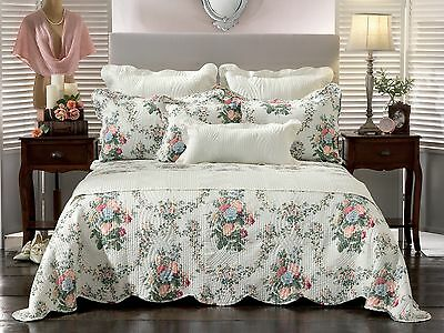 Bianca Rosedale Multi Bedspread Set in All Sizes