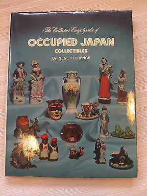 The Collectors Encyclopedia of Occupied Japan Collectibles Vintage Book 1976