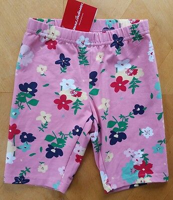 NWT Hanna Andersson PINK FLORAL Girls Cartwheel Bike Shorts 150 12  NEW!