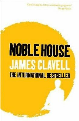 Noble House by James Clavell (Paperback) Book, New