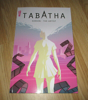 Tabatha Graphic Novel By Neil Gibson