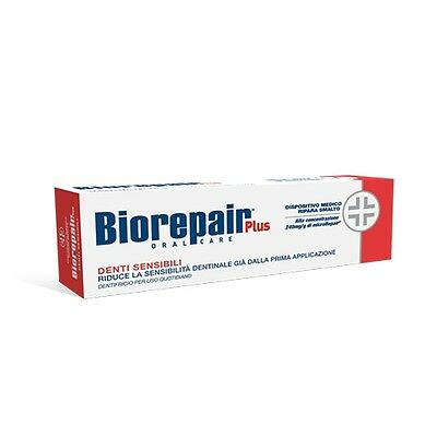 Biorepair Plus Denti Sensibili Dentifricio 75 ml