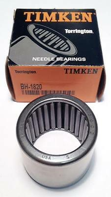 Timken Torrington BH-1820 BH1820 Needle Bearing Made In USA NEW (2A8)