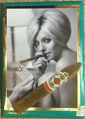Hello Gorgeous!  Hand Embellished/decorated Cigar Box For Gift 8X6X3