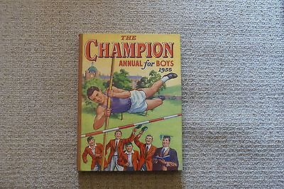 The Champion Annual for Boys