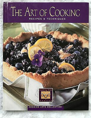 The Art of Cooking Cookbook