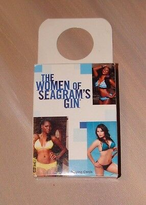 The Women of Seagram's Gin Playing Card Deck