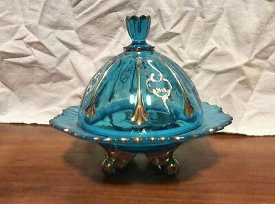 1902 Nestor by Northwood Butter Dish