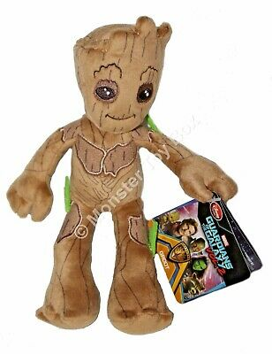Plush Baby Groot Guardians of the Galaxy Volume 2 Disney Store Authentic NWT