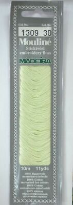 MADEIRA Mouline Stranded Cotton Embroidery Floss 10m Colour 1309