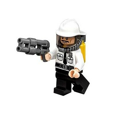 LEGO the Batman movie Security Guard Minifigure 70910 new 2017
