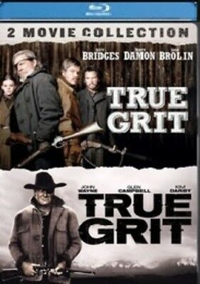 True Grit 2-Movie Collection [New Blu-ray] Gift Set, Restored, Subtitled, Wide